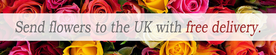 Send Flowers to the UK with About Giving