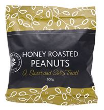Picture of Honey Roasted Peanuts (100g)