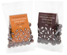 Picture of Chocolate Coated Coffee Beans 100g (GF)