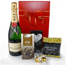 Picture of Moet Champagne Gift Box