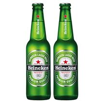Picture of Two Bottles of Beer (330ml)