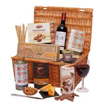 Picture of A Touch of Class Wicker Hamper
