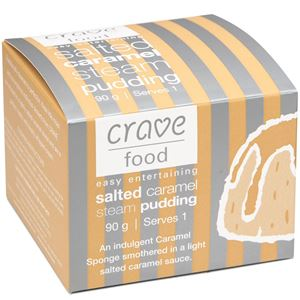 Picture of Salted Caramel Steam Pudding (90g)