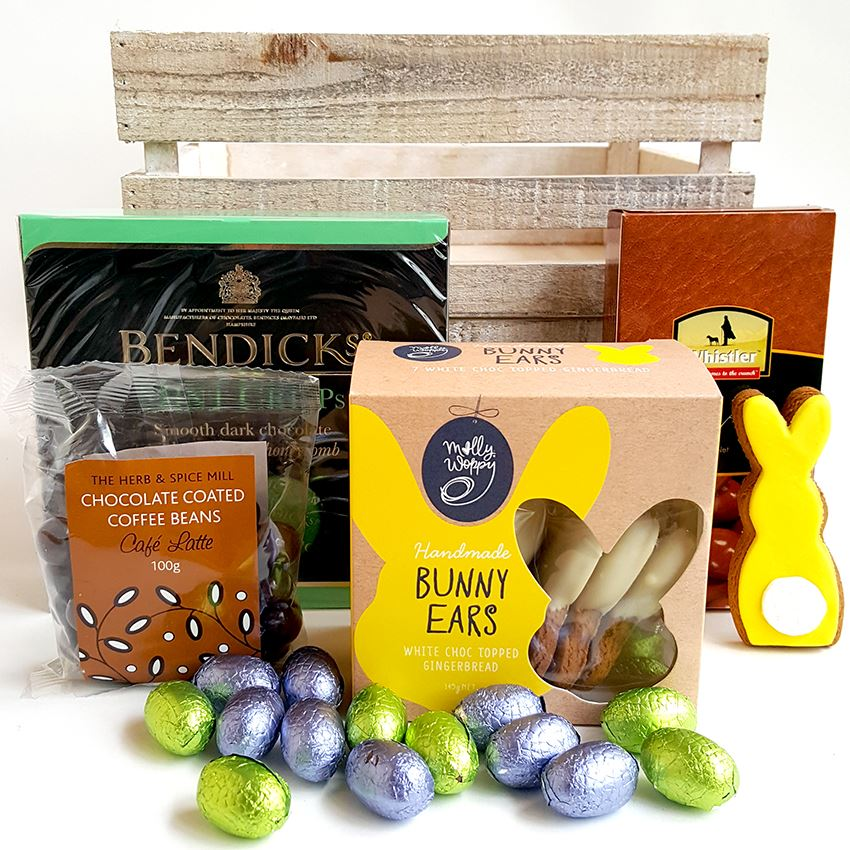 Grown up easter gift gift basket for easter free delivery picture of grown up easter gift negle Images
