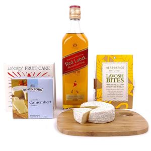 Picture of Johnnie Walker and Special Treats