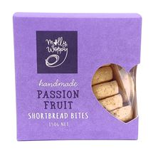 Picture of Passionfruit Shortbread Bites 150g