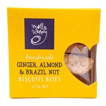 Picture of Apricot & Mixed Nut Biscotti 125g