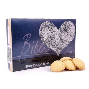 Picture of Finest Butter Macadamia Shortbread 100g