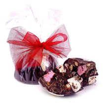 Picture of Rocky Road Indulgence Pudding 450g (GF)