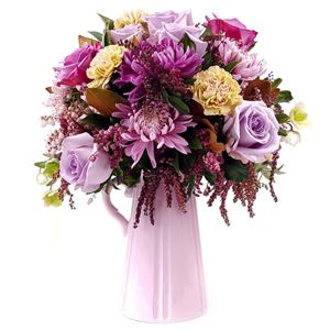 Picture of  I Love You Bouquet and Jug