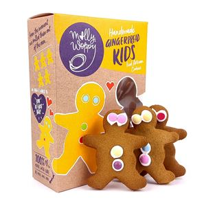 Picture of Gingerbread Kid Cookies 125g