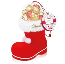 Picture of Lindt Red Velvet Boot 90g