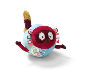 Picture of George  Soft Toy Ball Rattle