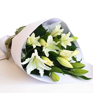 Picture of White Lilies