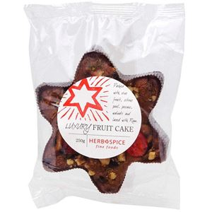 Picture of Luxury Fruit Cake 250g