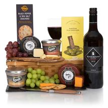 Picture of Wine, Cheese & Pate Hamper