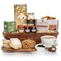 Picture of Luxury Tea & Scones Hamper