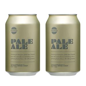 Picture of Two Cans of Sawmill Pale Ale 330ml