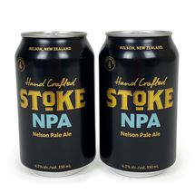 Picture of Two Cans of Stoke NPA 330ml