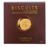 Picture of Cumin Savoury Biscuits (105g)