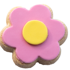Picture of Iced Shortbread Daisy 58g