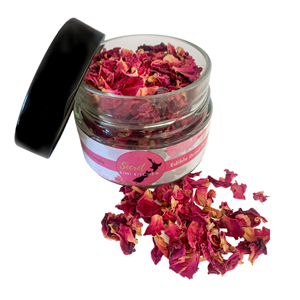 Picture of Edible Flowers - Red (200ml jar)